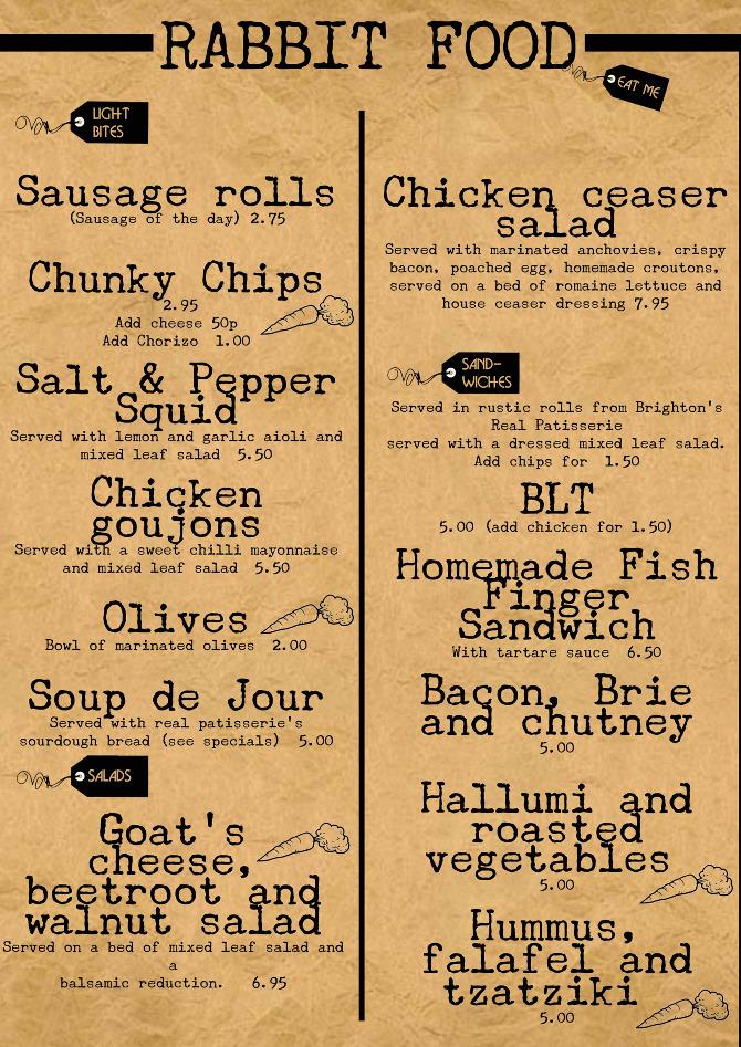 the best designed restaurant menus joy studio design